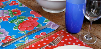 Double-sided Placemats